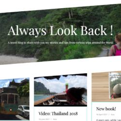 screenshot lookbackpacker